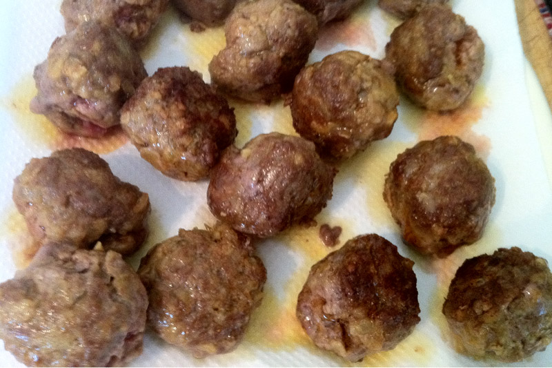 Chicken Koftas