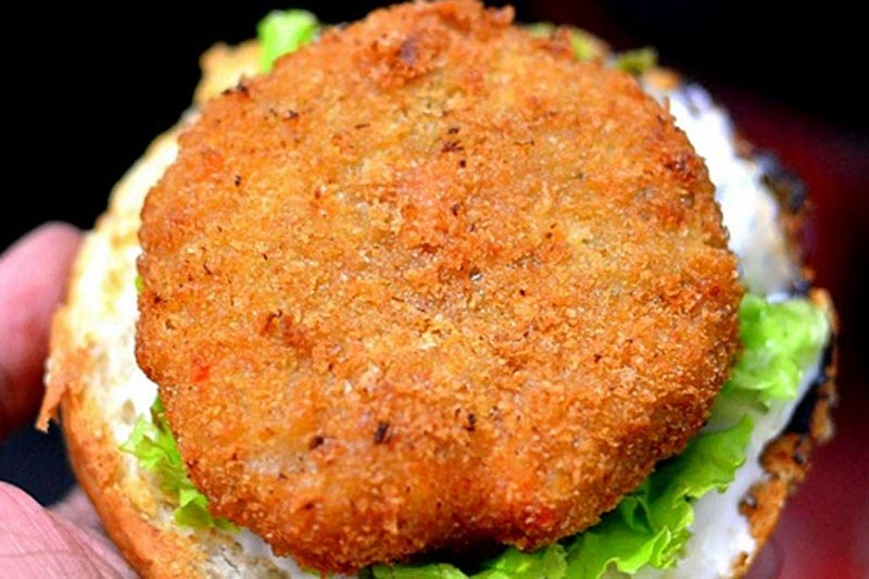 Veg Burger Patty